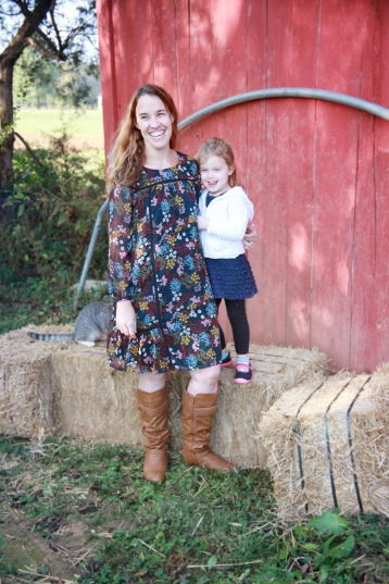 aunt and niece