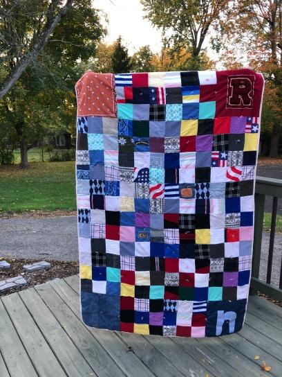 custom quilt
