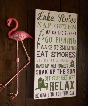 lakehouse quote