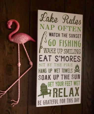 lakehouse quote