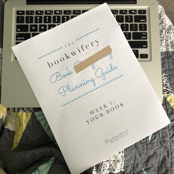 Bookwifery planning guide, computer